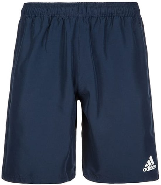 bol.com | Adidas Short Tiro 17 Wov Sho - Heren - Donkerblauw ...