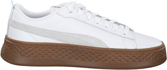 Platform Puma Smash 02Maat Lage 366487 Sneakers 39 L E9YDHW2I