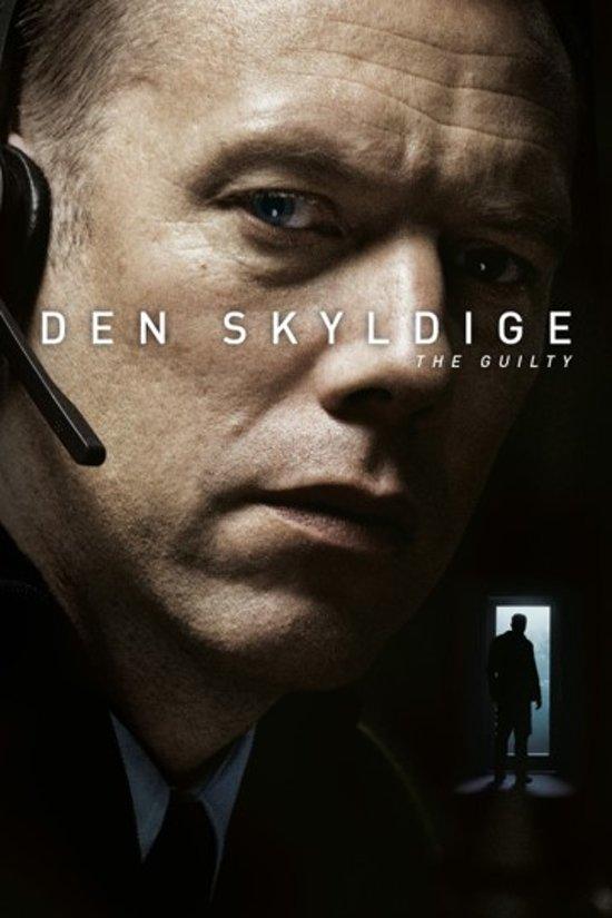 DVD cover van The Guilty (Den Skyldige) (Blu-ray)