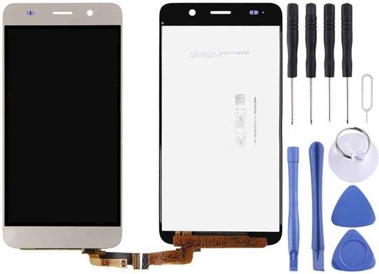 Huawei Honor 4A/Y6 LCD + Digitizer - Gold