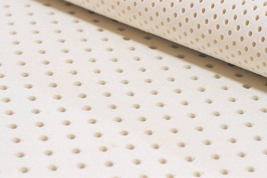 Slaaploods Topmatras Comfort - Latex - Dikte: 6 cm
