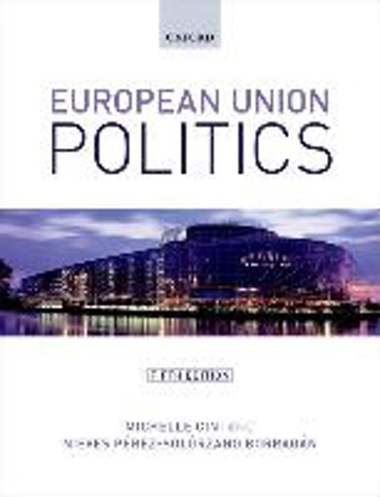 Boek cover European Union Politics van John Mccormick (Paperback)