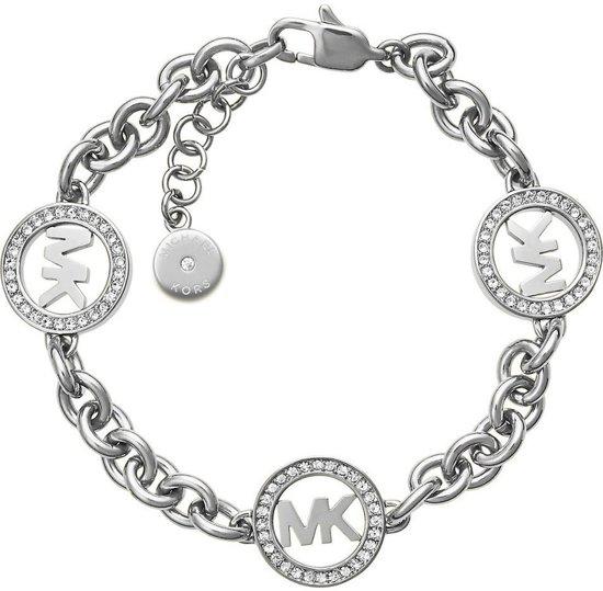Michael Kors MKJ4730040 - Armband (sieraad) - Staal - Zilverkleurig - Vrouwen