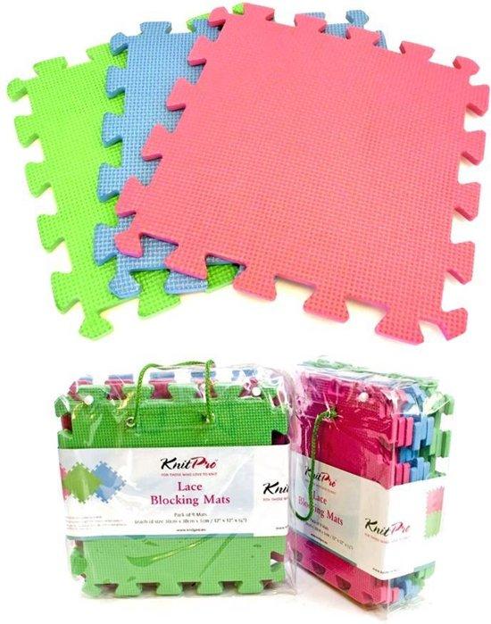 KnitPro Lace blocking / blok matten
