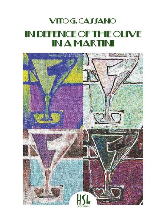 In Defence of the Olive in a Martini