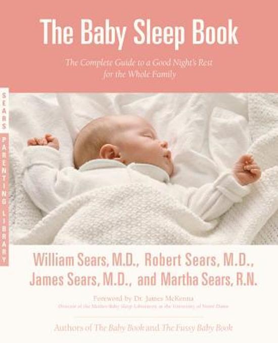 Afbeelding van The Baby Sleep Book