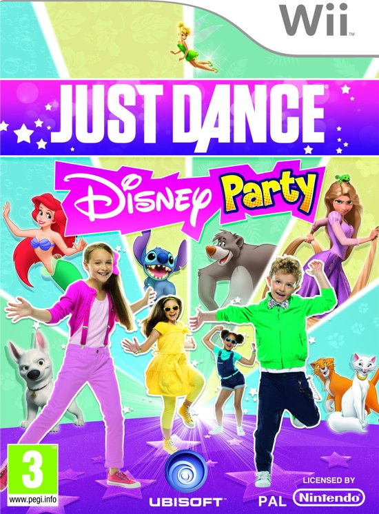 Just Dance: Disney Party kopen