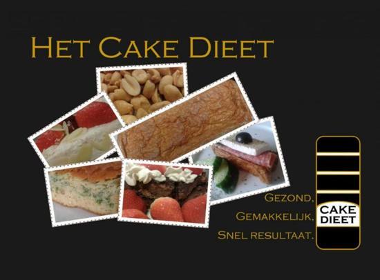 Het cake dieet
