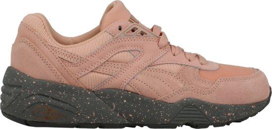 Puma Schoenen Grijs Roze