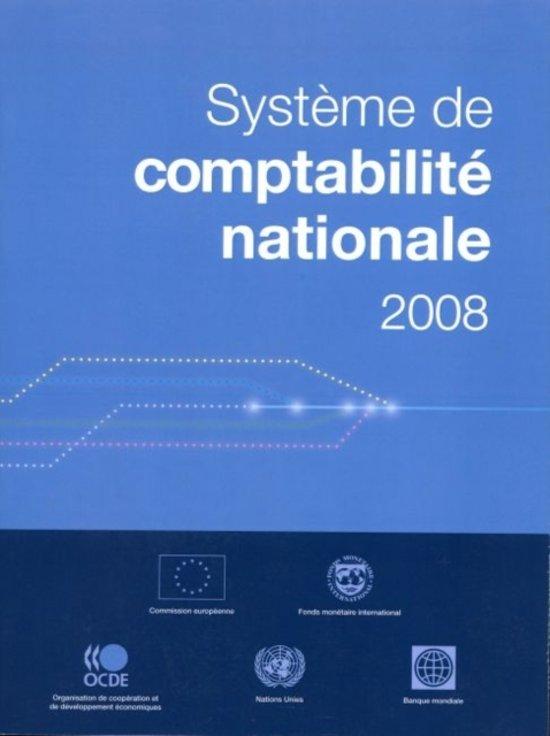 Systeme de Compatibilite Nationale 2008