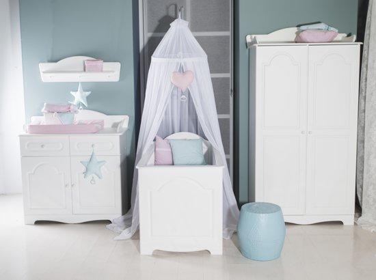 Babykamer Compleet 3 Delig.Bol Com Bebies First Babykamer Daphne 3 Delige Ledikant