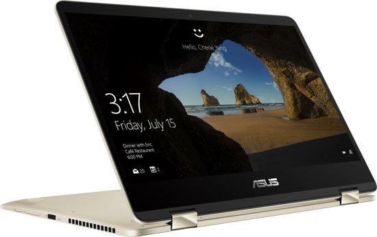 Asus ZenBook Flip UX461UA-E1074T - 2-in-1 laptop - 14 Inch - Azerty