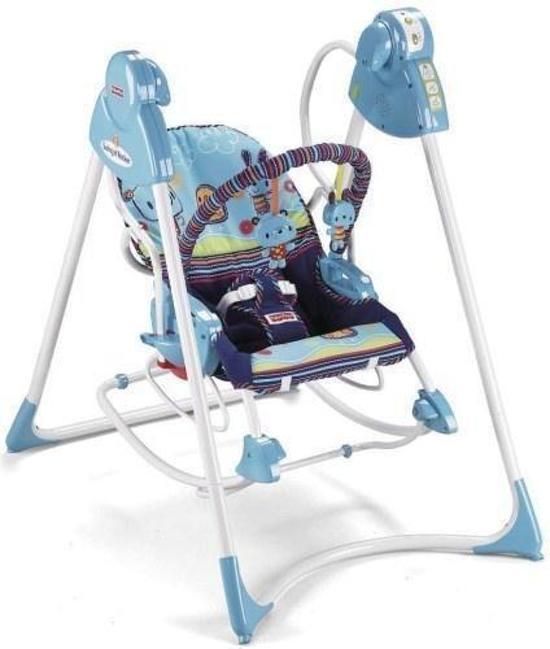 Goede bol.com | Fisher-Price Babyschommel & Wipstoel KH-62
