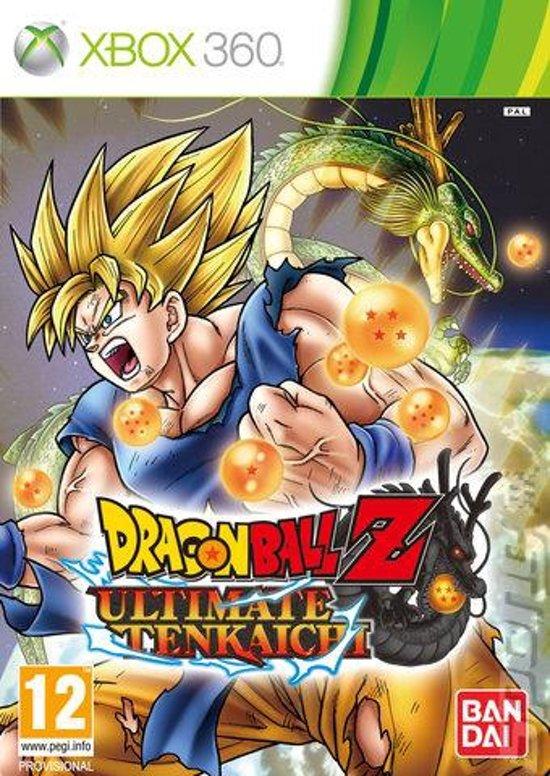 Dragon Ball Z, Ultimate Tenkaichi (Classics)  Xbox 360