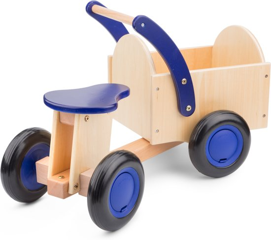 New Classic Toys Bakfiets Loopwagen