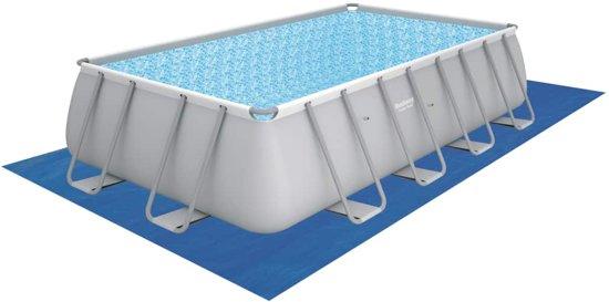 Bestway Power Steel zwembadset rechthoekig 56670