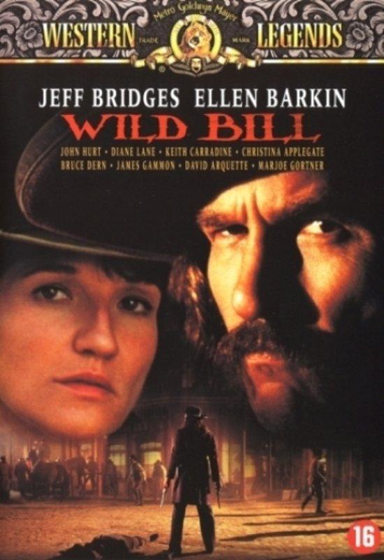 Cover van de film 'Wild Bill'