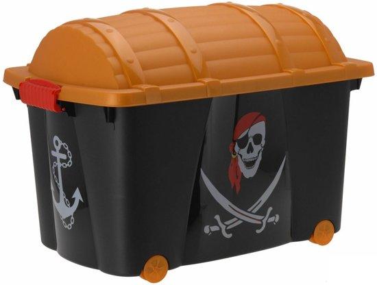 Piraten kist 60 x 40 x 42 cm