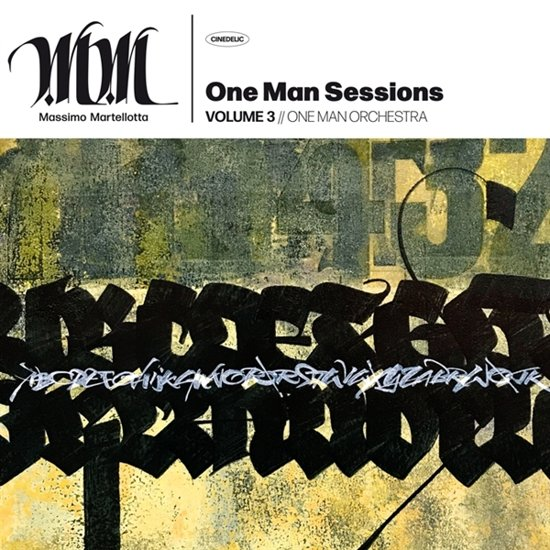 One Man Sessions, Vol. 3: One Man Orchestra