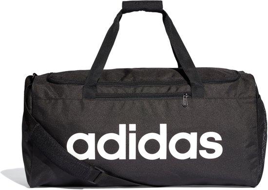 0ddeed65dd8 adidas Lin Core Duf Sporttas Unisex - Black