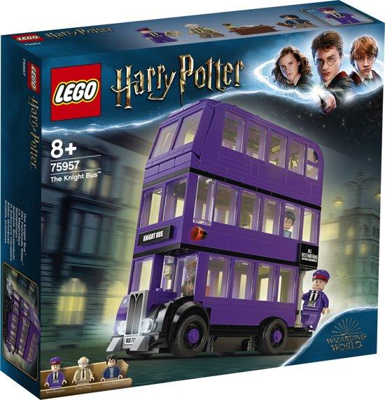 Afbeelding van LEGO Harry Potter De Collectebus - 75957 speelgoed