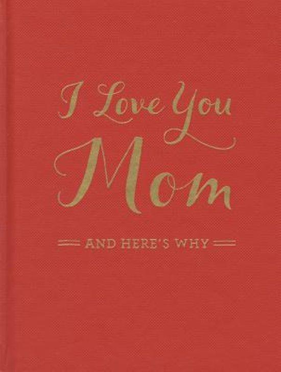 Bolcom I Love You Mom M H Clark 9781938298554 Boeken