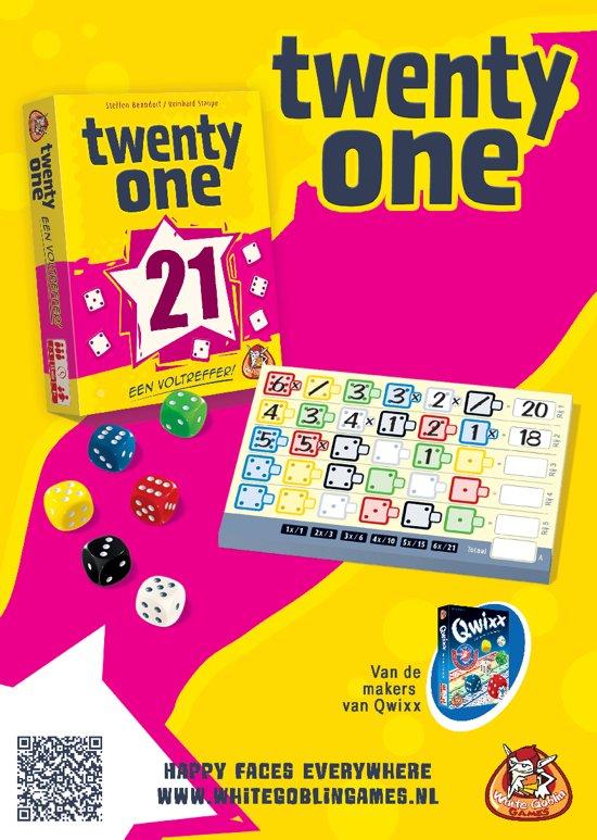 Thumbnail van een extra afbeelding van het spel Twenty One (21)