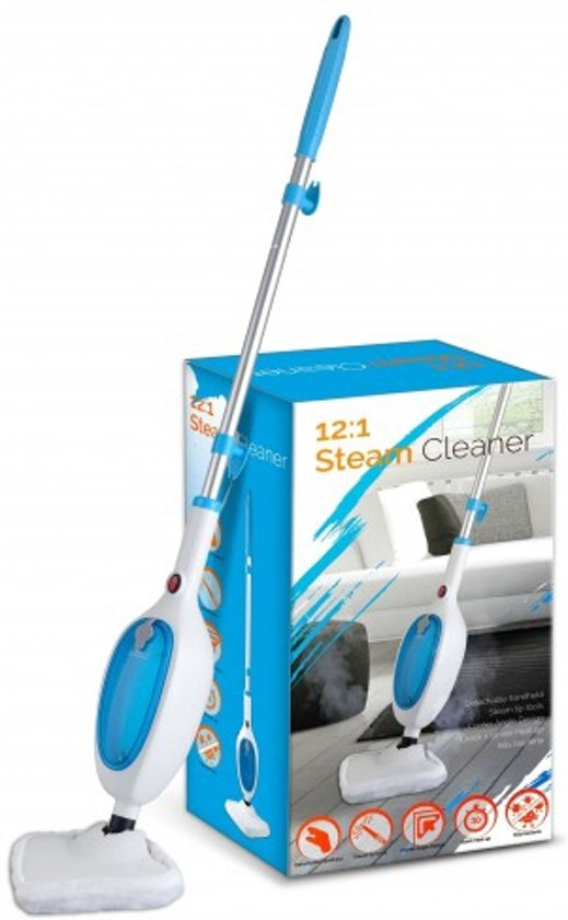 bol.com | 12-in-1 Stoomreiniger - Steam Cleaner Mop Voor Ramen ...