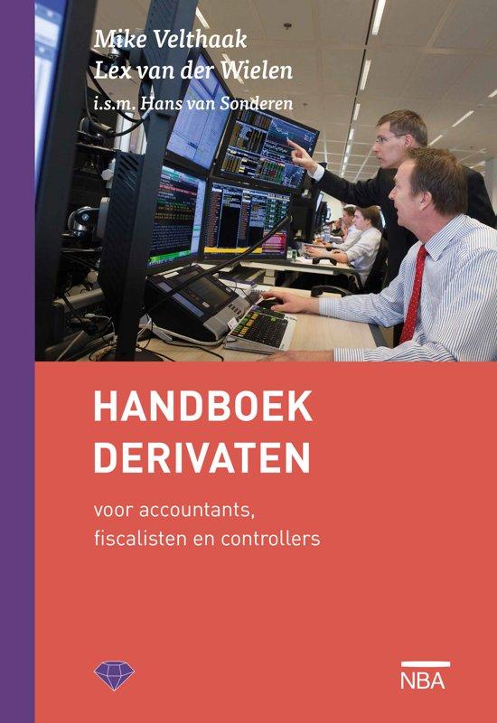 Handboek Derivaten voor accountants, fiscalisten en controllers