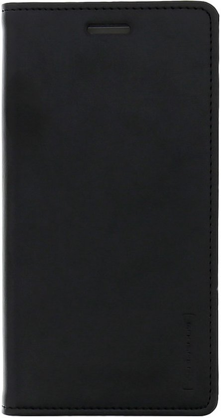 Mercury Blue Moon Wallet Case - Samsung Galaxy J1 (2016) - Zwart in Bersillies-l\'Abbaye