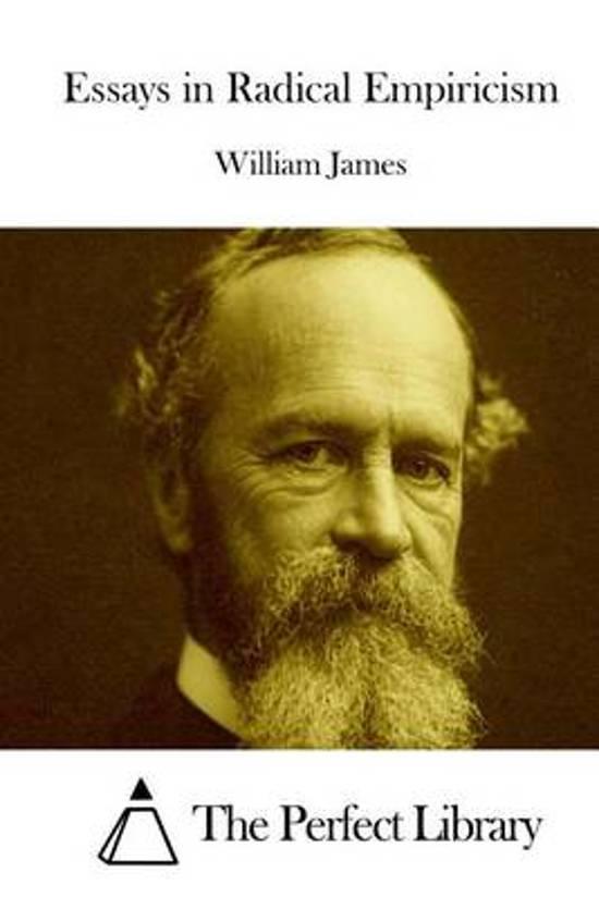 william james essays