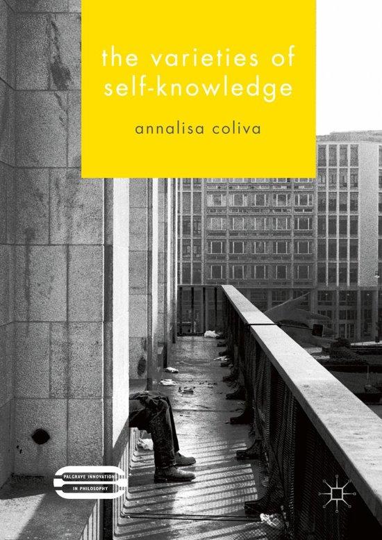 The Varieties of Self-Knowledge