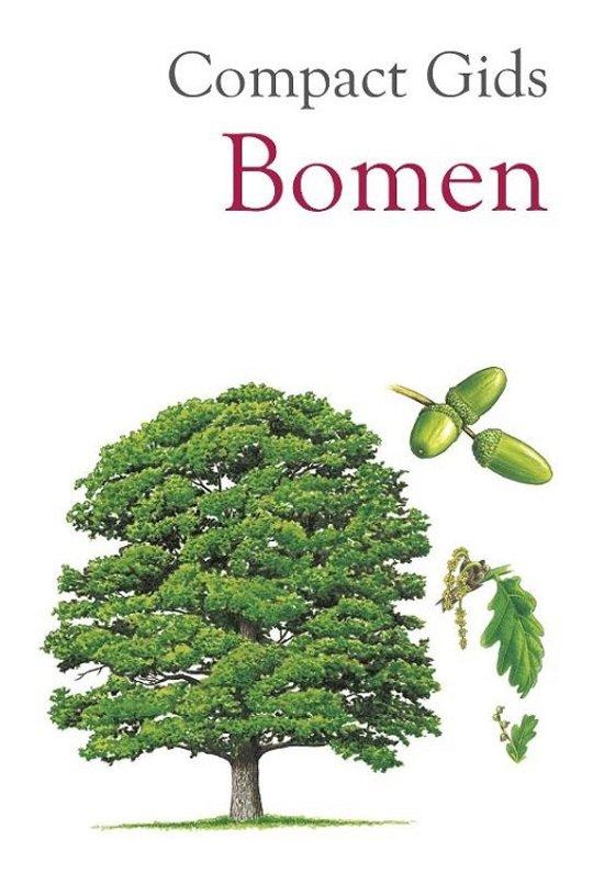 Boek cover Compact Gids - Bomen van Onbekend (Paperback)