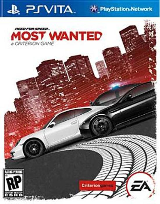 Electronic Arts Need for Speed Most Wanted, PS Vita
