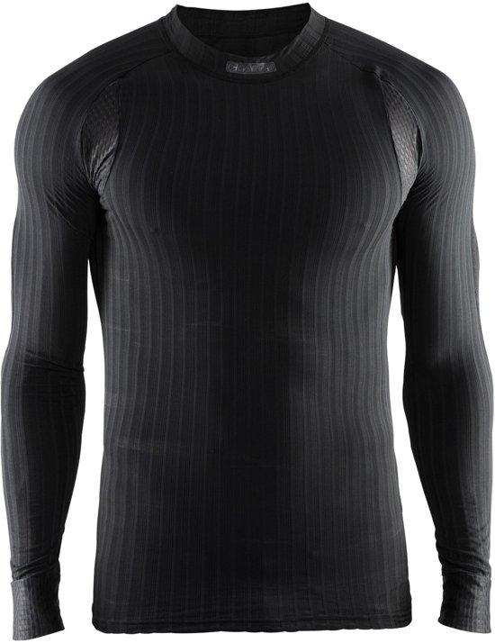 Craft Active Extreme 2.0 Cn Ls Sportshirt Heren - Black