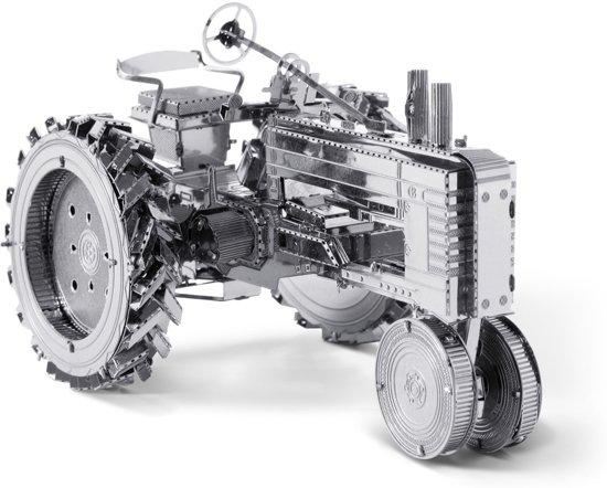 Metal Earth Modelbouw 3D Boerderij tractor - Metaal