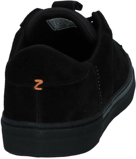 Sneaker Gekleed 45 Laag Zwart;zwarte Black Hook black Maat Heren Hub 5fxOS6awqn