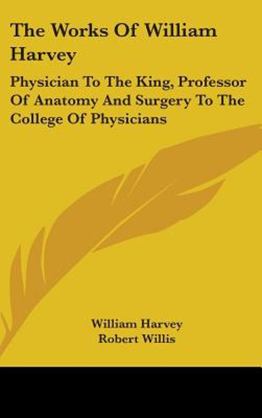 bol.com | The Works of William Harvey, William Harvey ...