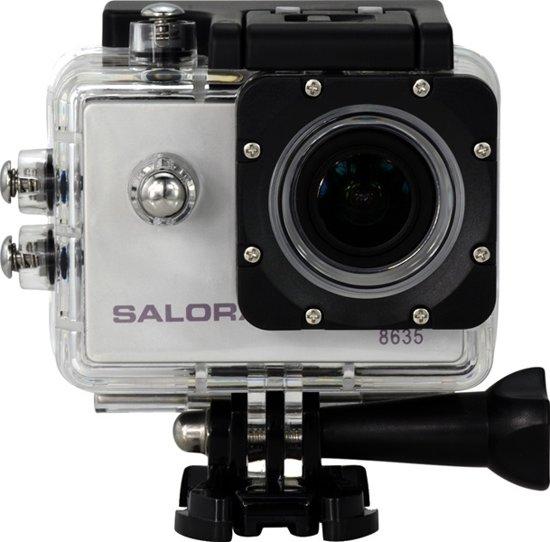 Salora PSC8635UWD - 4K + accessoires