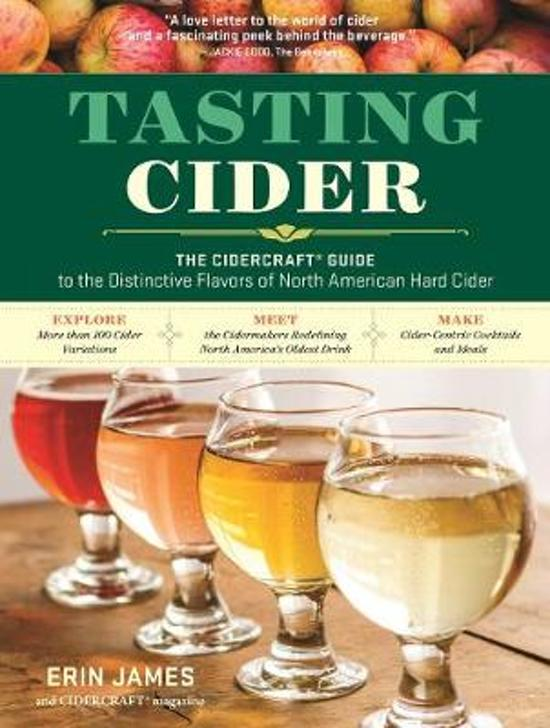 Bol Tasting Cider Erin James 9781612128375 Boeken