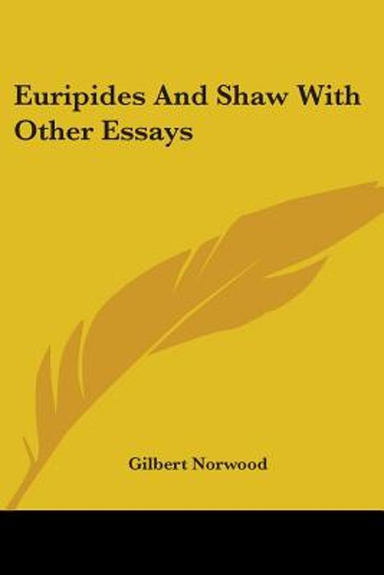 euripides essays
