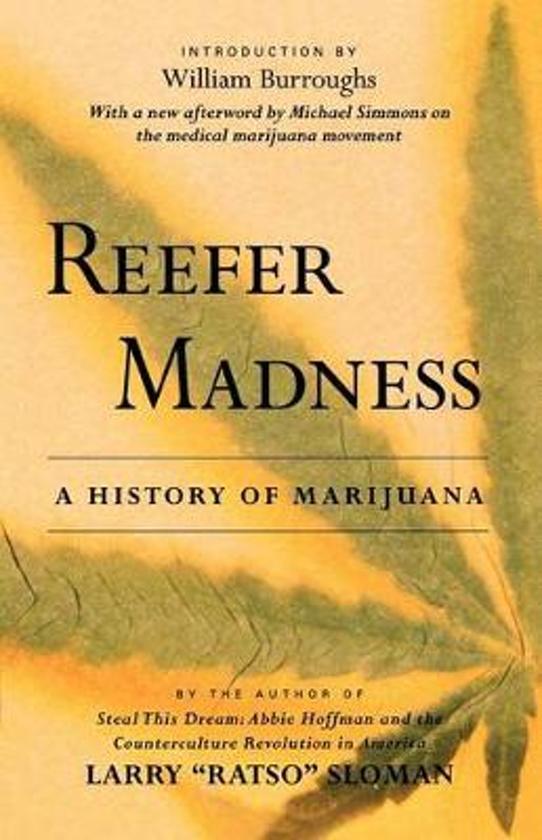 a history of marijuana in america