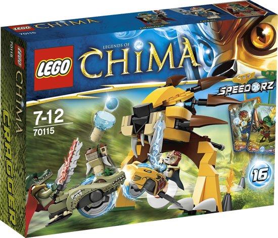 LEGO Chima Ultiem Speedor Toernooi - 70115