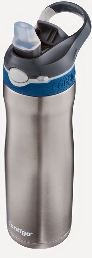 Contigo Ashland Chill - Waterfles - 590 ml - Monaco