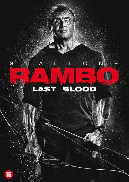 DVD cover van Rambo: Last Blood