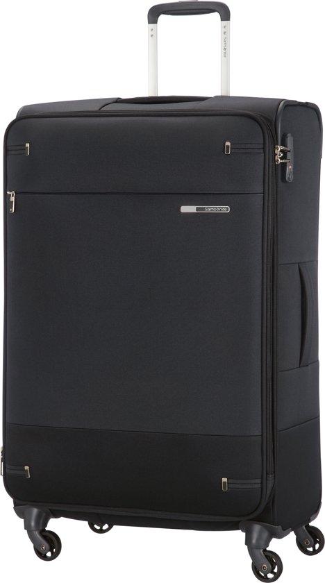 09990dffed9 bol.com | Samsonite Base Boost Spinner Reiskoffer - 78 cm - Zwart