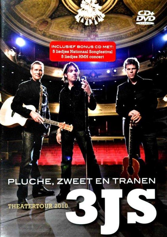 Cover van de film '3JS - Pluche, Zweet En Tranen'