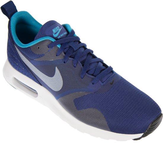 881a7598c29 Nike Air Max Tavas Sneakers Sportschoenen - Maat 42.5 - Mannen - blauw/wit