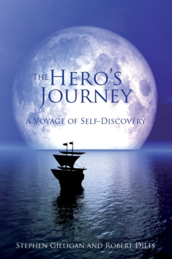 Boek cover The Heros Journey van Stephen Gilligan (Paperback)