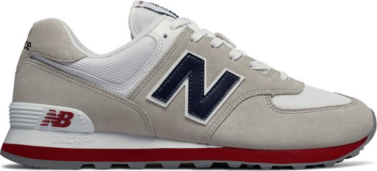 new balance rood heren
